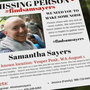 Missing hiker's fiance turns apt. into rescue center; search continues at Vesper Peak