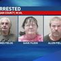 Three people facing sexual abuse charges in Logan County