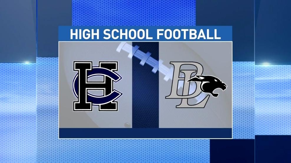 10.30.15 - Highlights: Harrison Central at Buckeye Local