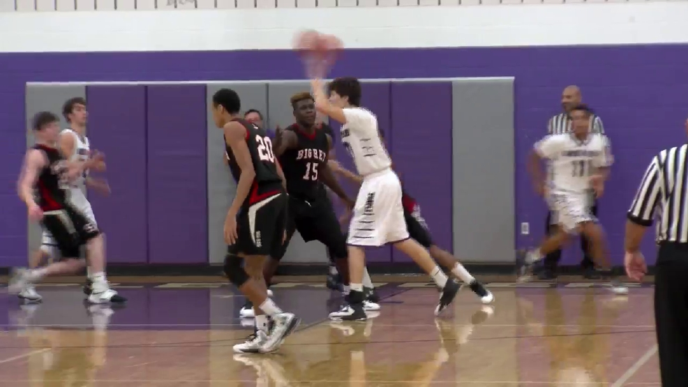 2.3.17 Video- Steubenville vs. Martins Ferry- high school boys basketball