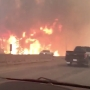 Wildfire in Alberta now 210,035 acres in size