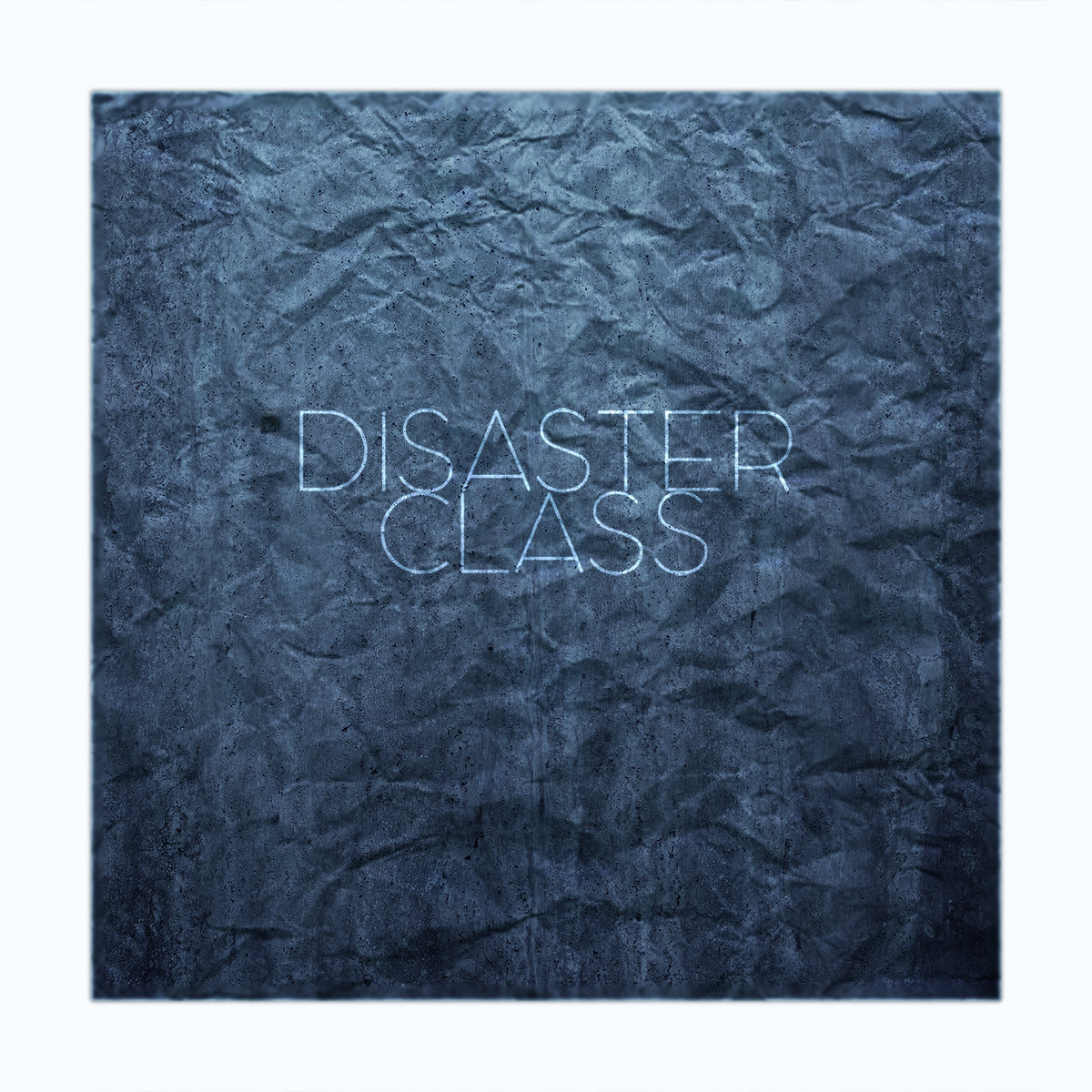 You can listen to two of Disaster Class's albums. / Image courtesy of the artist // Published: 3.30.20