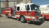 Dayton Fire Department shows off 2 new fire engines, 2 new medic units