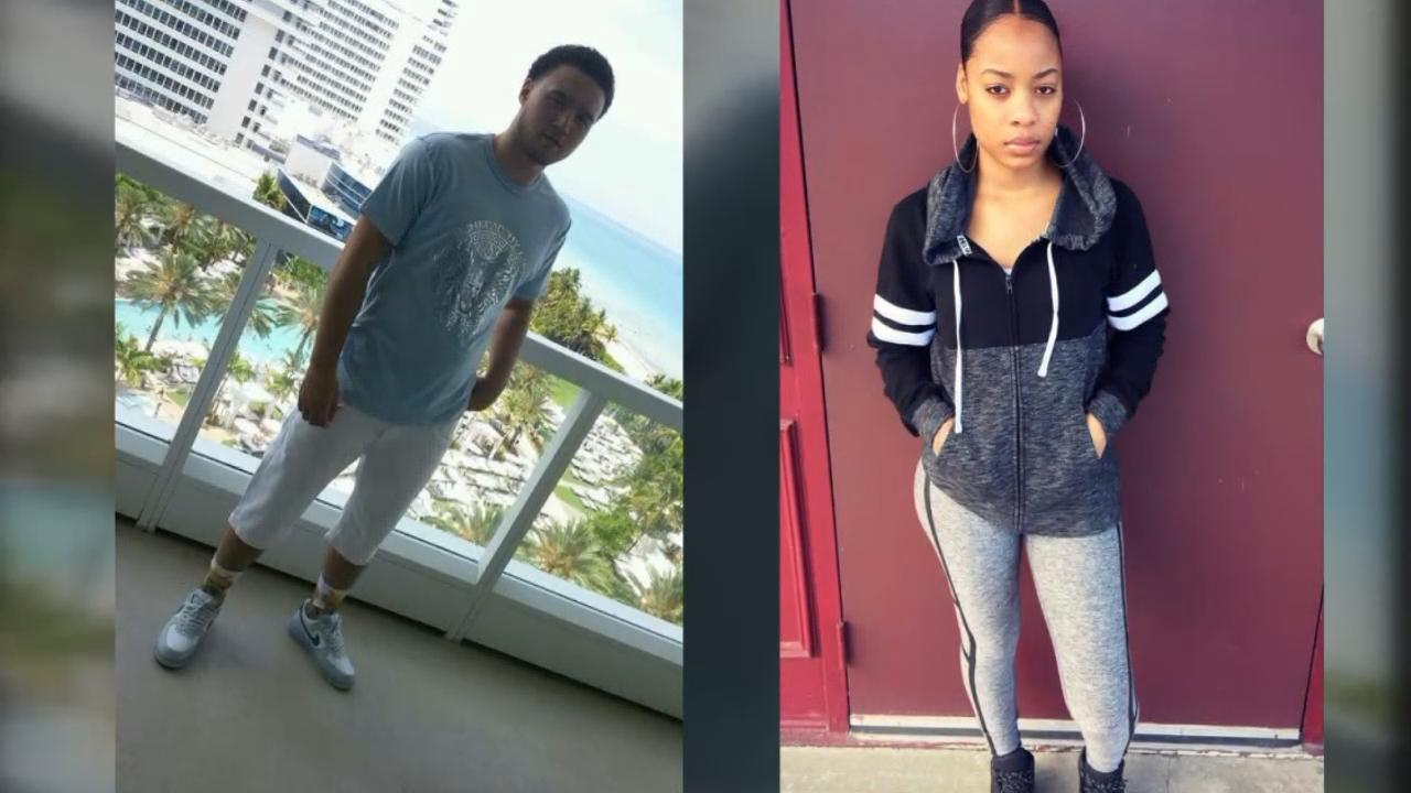 Keith Williams, 23, and Marlazia Jones, 21, were shot and killed in their west Columbus home. The couple was expecting their first child in a few weeks (Courtesy: Family members)