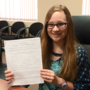 Siouxland student wins essay competition