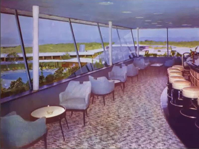 Desert Inn Sky Room (UNLV Special Collections)