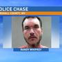 Wheeling man leads police on chase after he was caught shoplifting at Walmart