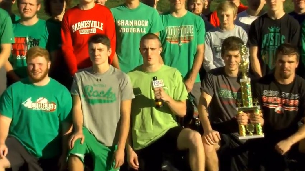 Team of the Week 11.8.16 - Barnesville Shamrocks
