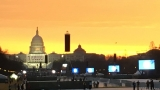 PHOTOS: The morning of Presidential Inauguration Day