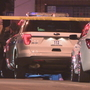 Two men shot dead inside car on Thurston Rd.; woman in critical condition