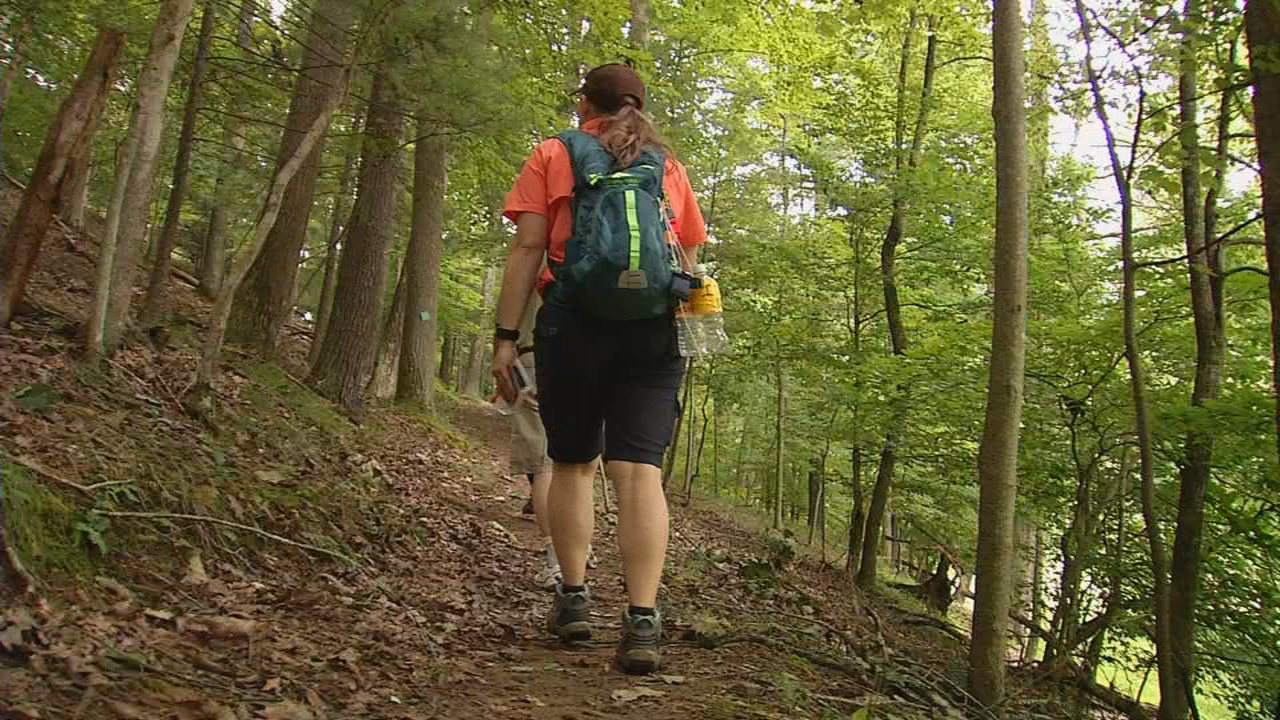 The quest program at North Bend State Park offers guests several options. (WCHS/WVAH)