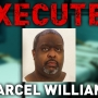 Arkansas death row inmate Marcel Williams executed