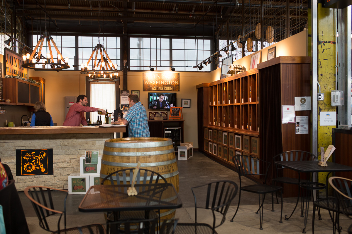 Jones of Washington at Pybus Market (Image: Paola Thomas / Seattle Refined)