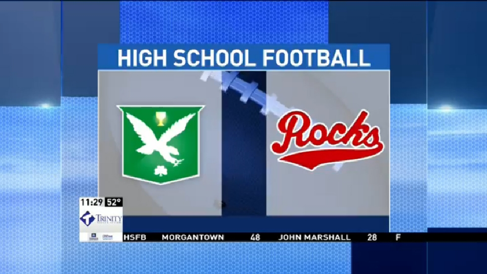 10.23.15  Highlights - Bellaire St John at Barnesville