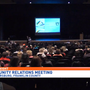 Parents, community attend event at Chambersburg Area High School to ease racial tension