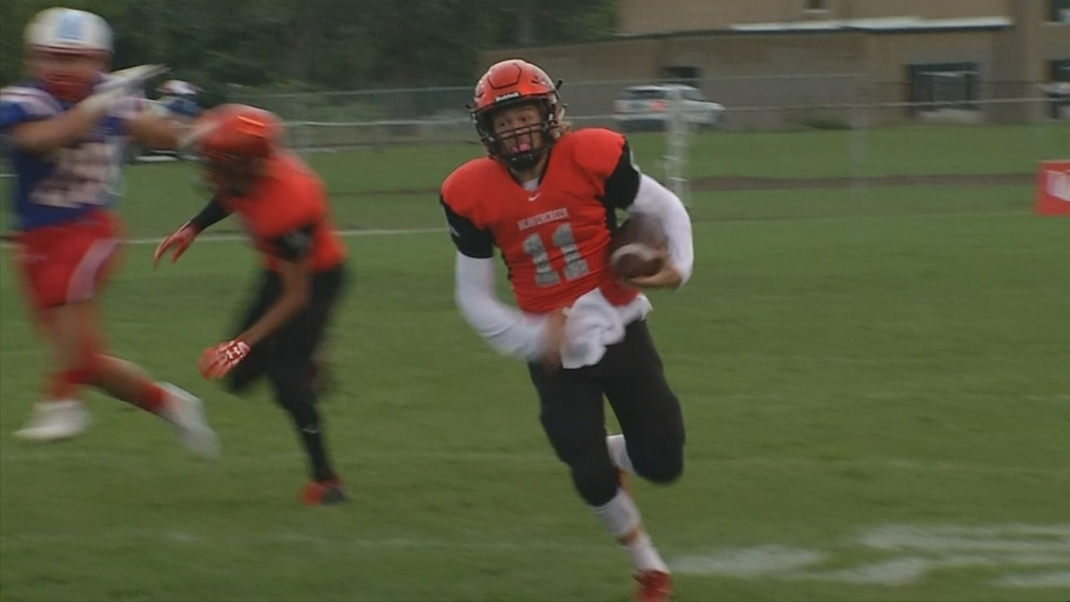 Beavercreek pulls away from Carroll