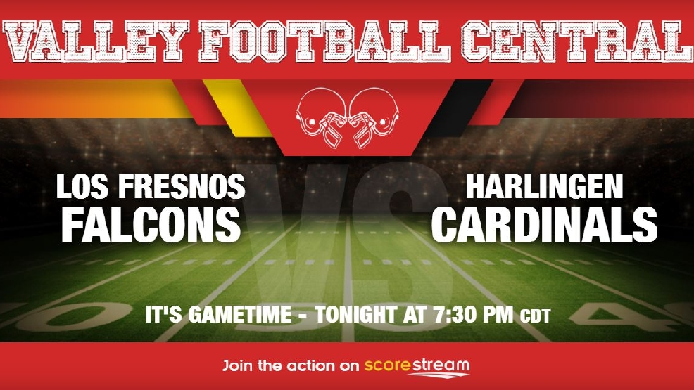 Listen Live: Los Fresnos Falcons vs. Harlingen Cardinals