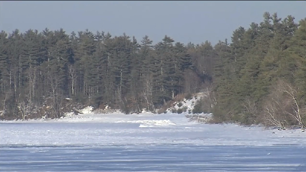 Sebago lake pulled from ice fishing derby wgme for Maine ice fishing derbies