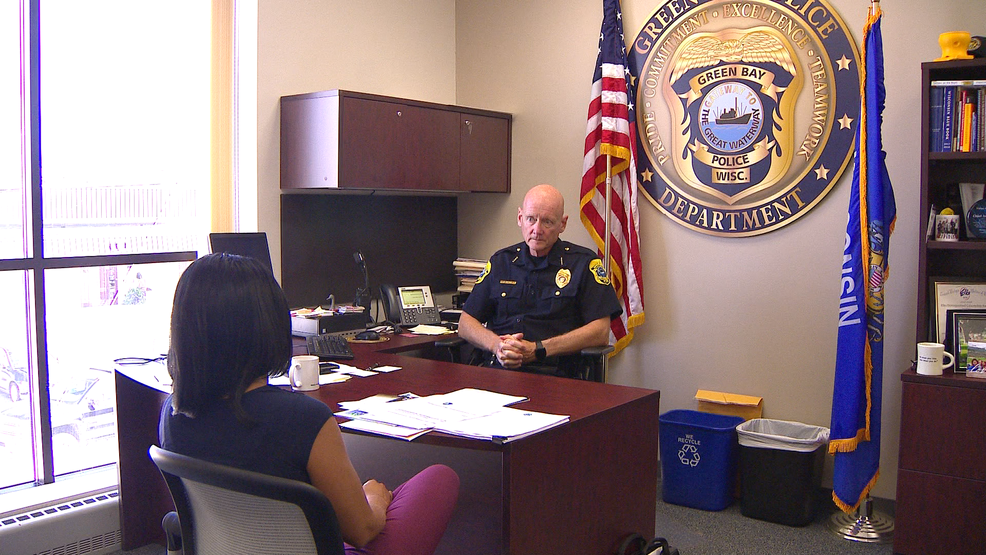 Green Bay police chief concerned about shots-fired incidents