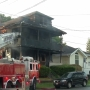 Firefighters knock down blaze in East Providence