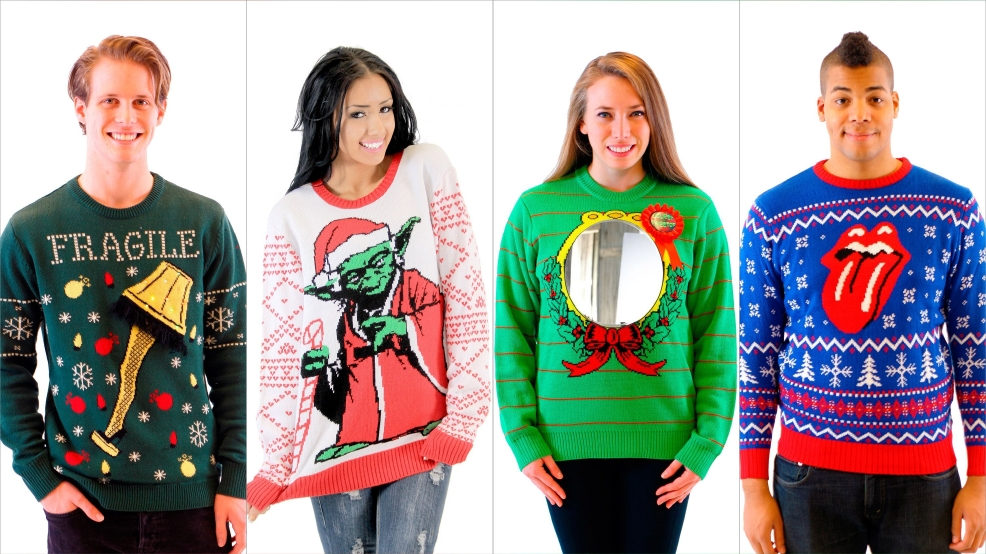Ugly Christmas Sweaters Are Not Just A Trend Its A Money Maker