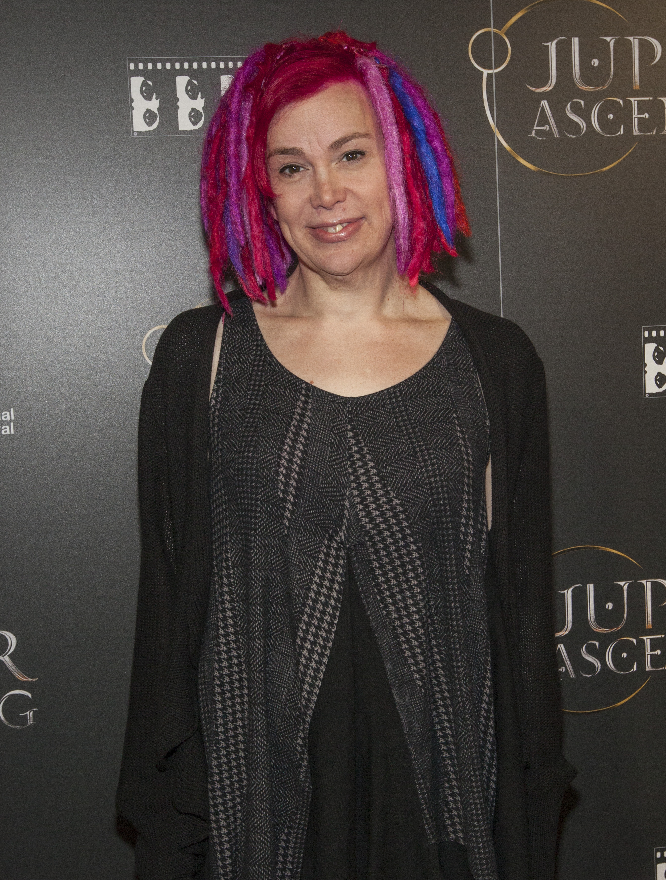 "FILE - In this Feb. 4, 2014 file photo, Lana Wachowski attends the Chicago International Film Festival's screening of ""Jupiter Ascending"" at the AMC River East theater, in Chicago.{ } (Photo by Barry Brecheisen/Invision/AP, File)"
