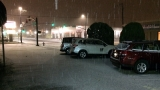 Photos: Light snow begins to fall in Treasure Valley ahead of commute
