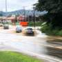UPDATE: Water recedes on Route 2 in New Martinsville
