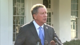 Gov. Kasich & President Trump talk jobs, health care
