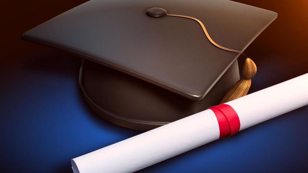 Decorated graduation caps reflect joy, angst of UNLV students | KSNV