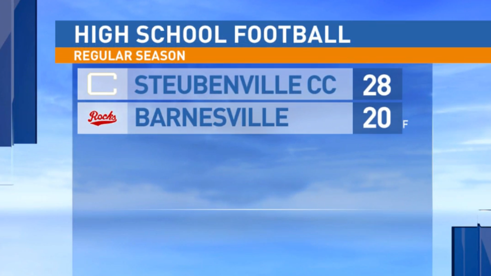 9.28.18 Highlights: Steubenville Central at Barnesville