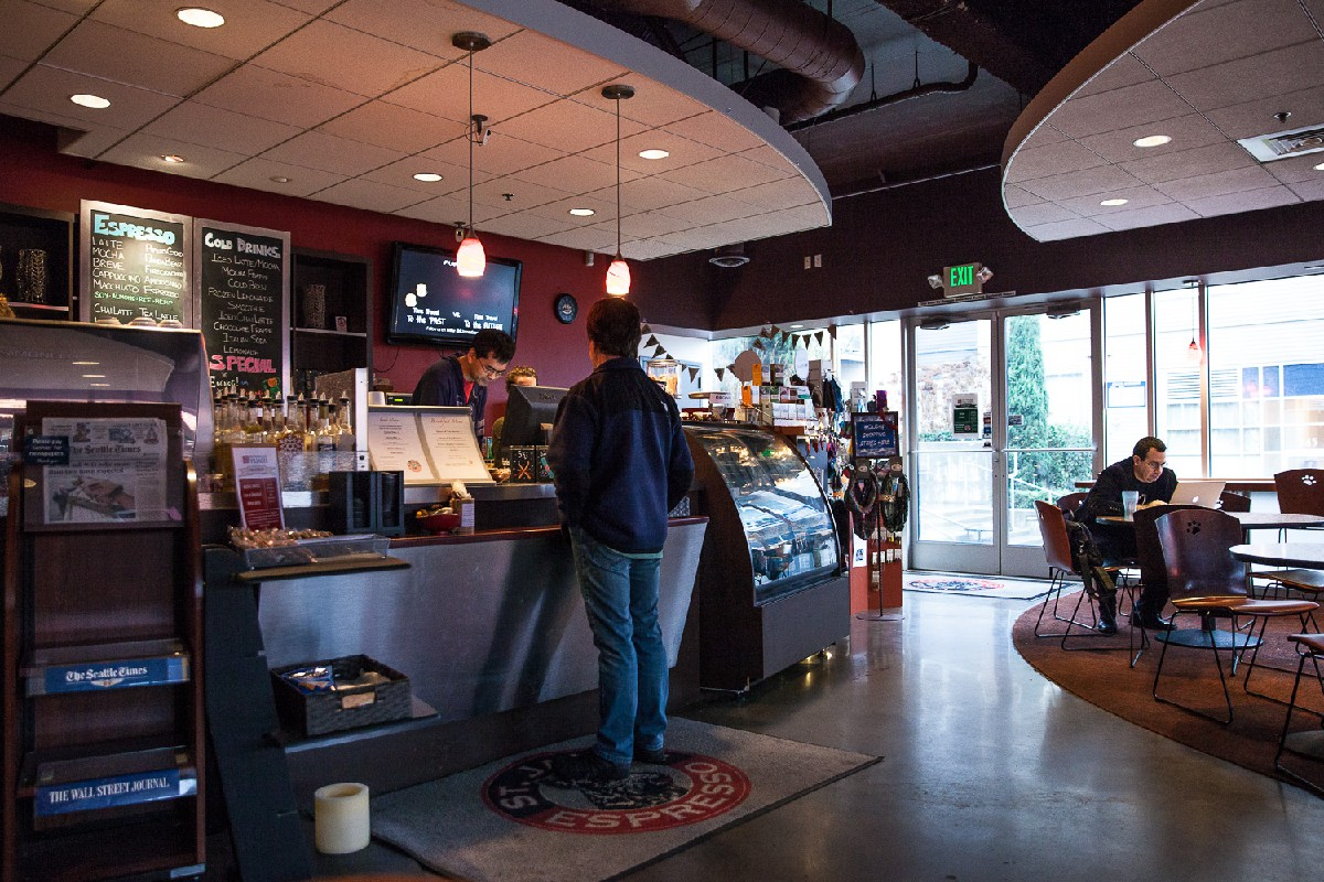 St James Espresso (Image: Paola Thomas / Seattle Refined)