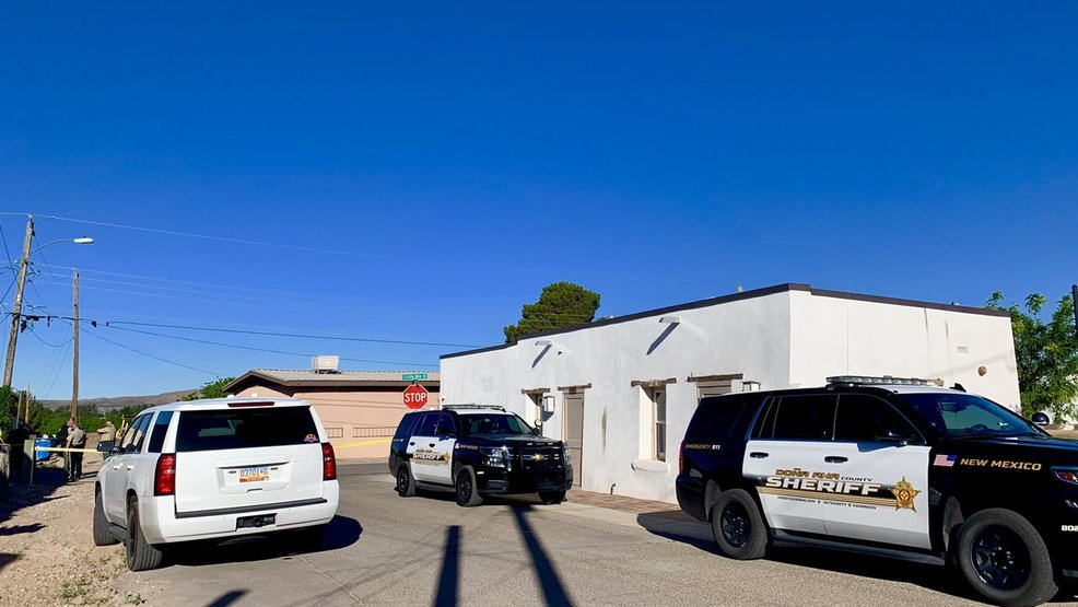 Investigation into shooting underway in Doña Ana County