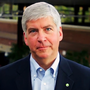 Michigan Gov. Snyder debuts anonymous sexual assault hotline