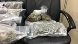 52 pounds of marijuana seized in Clark County