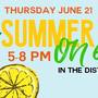 "Downtown Quincy businesses host ""Summer on 6th"" this Thursday"
