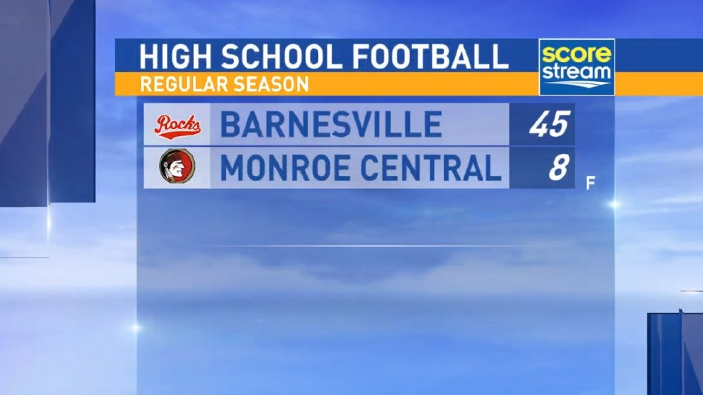 10.14.16 Highlights: Barnesville at Monroe Central