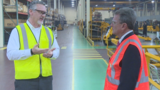Congressman Buddy Carter visits district, talks tax reform to JCB employees