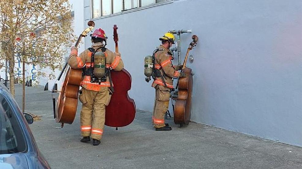 3 Alarm Fire Damages Historic Osborn Hotel In Se Portland