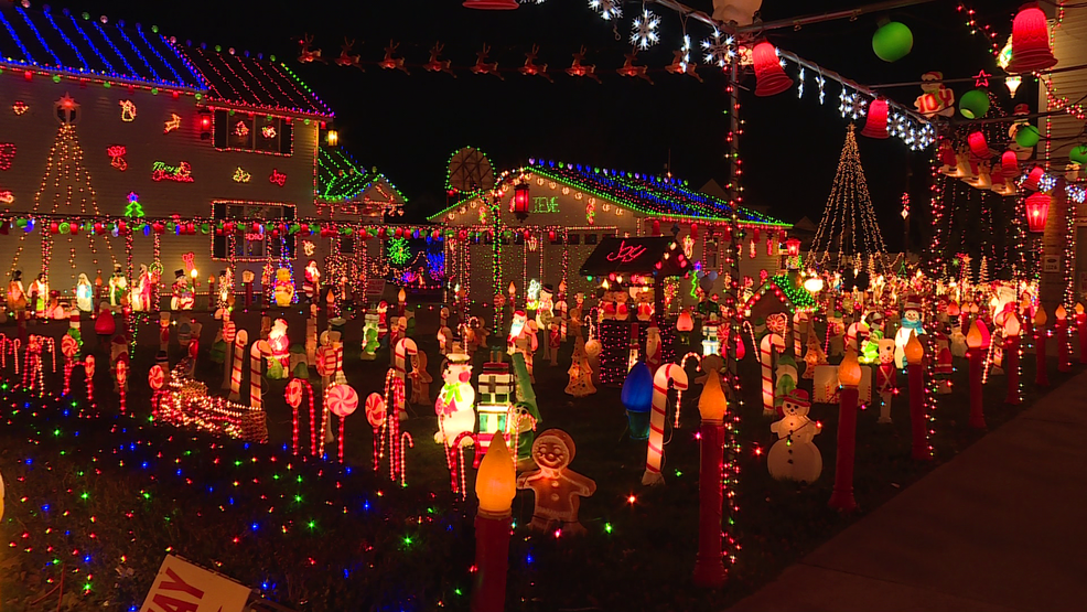 peckville christmas house set to appear on national tv next week