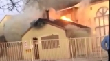 Viewer video shows smoke, flames coming from east El Paso apartment complex