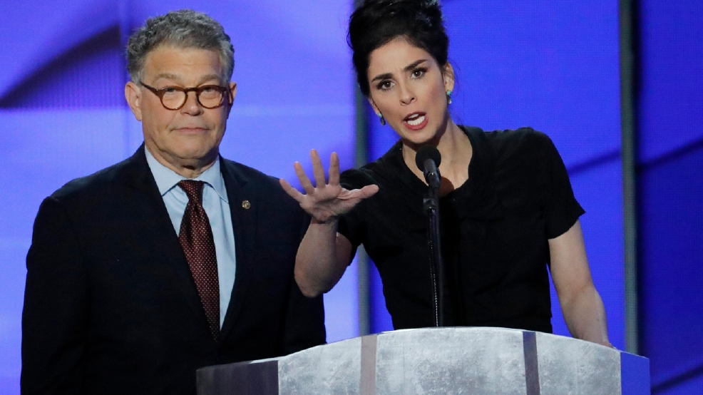 Sarah Silverman to Bernie-or-busters: 'You're being ridiculous'