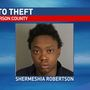 Beaumont woman, 20, arrested for auto theft, aggravated robbery warrant