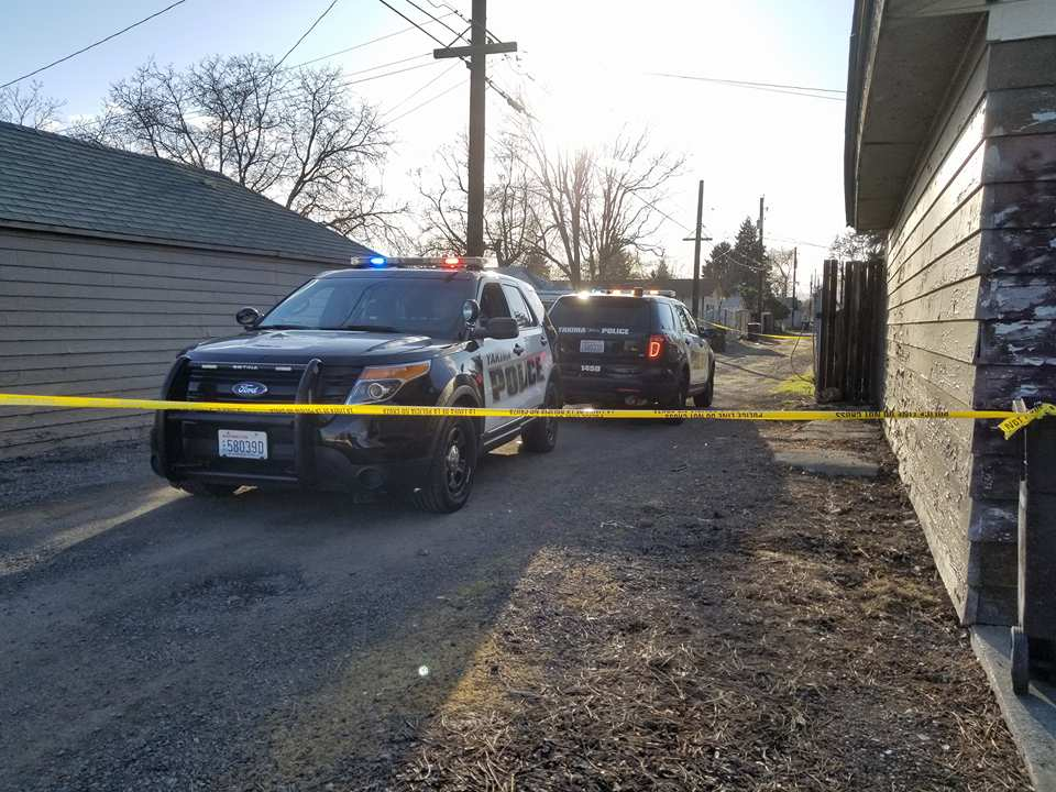 Police investigate shooting death at Cherry Avenue