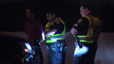 Wrong way driver causes accident, fails field sobriety test