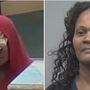 Woman accused of robbing Gainesville bank with socks on her hands