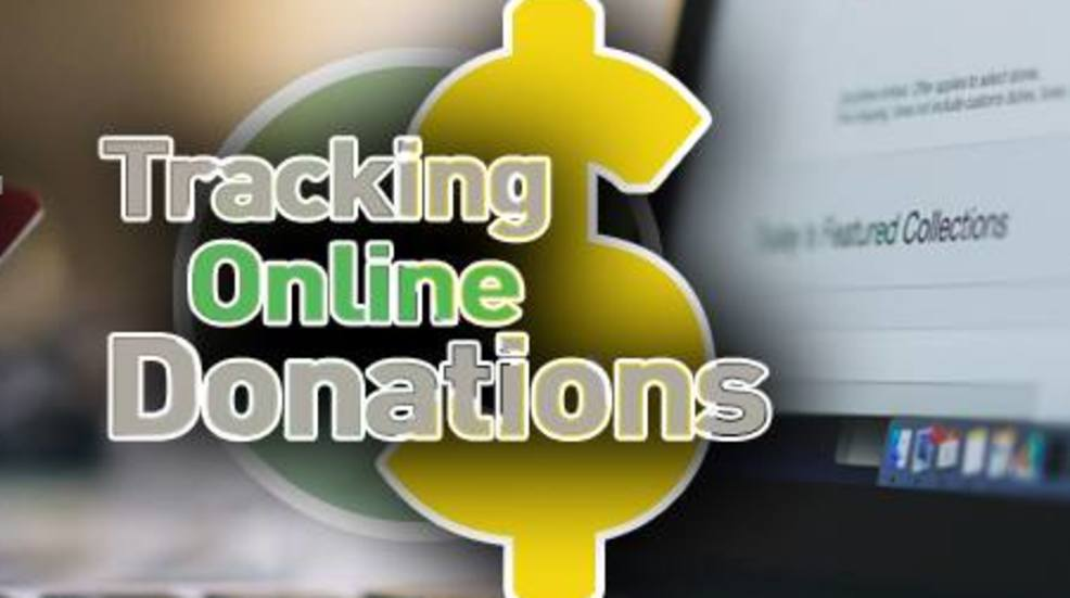 tracking online donations where does the money go wjac