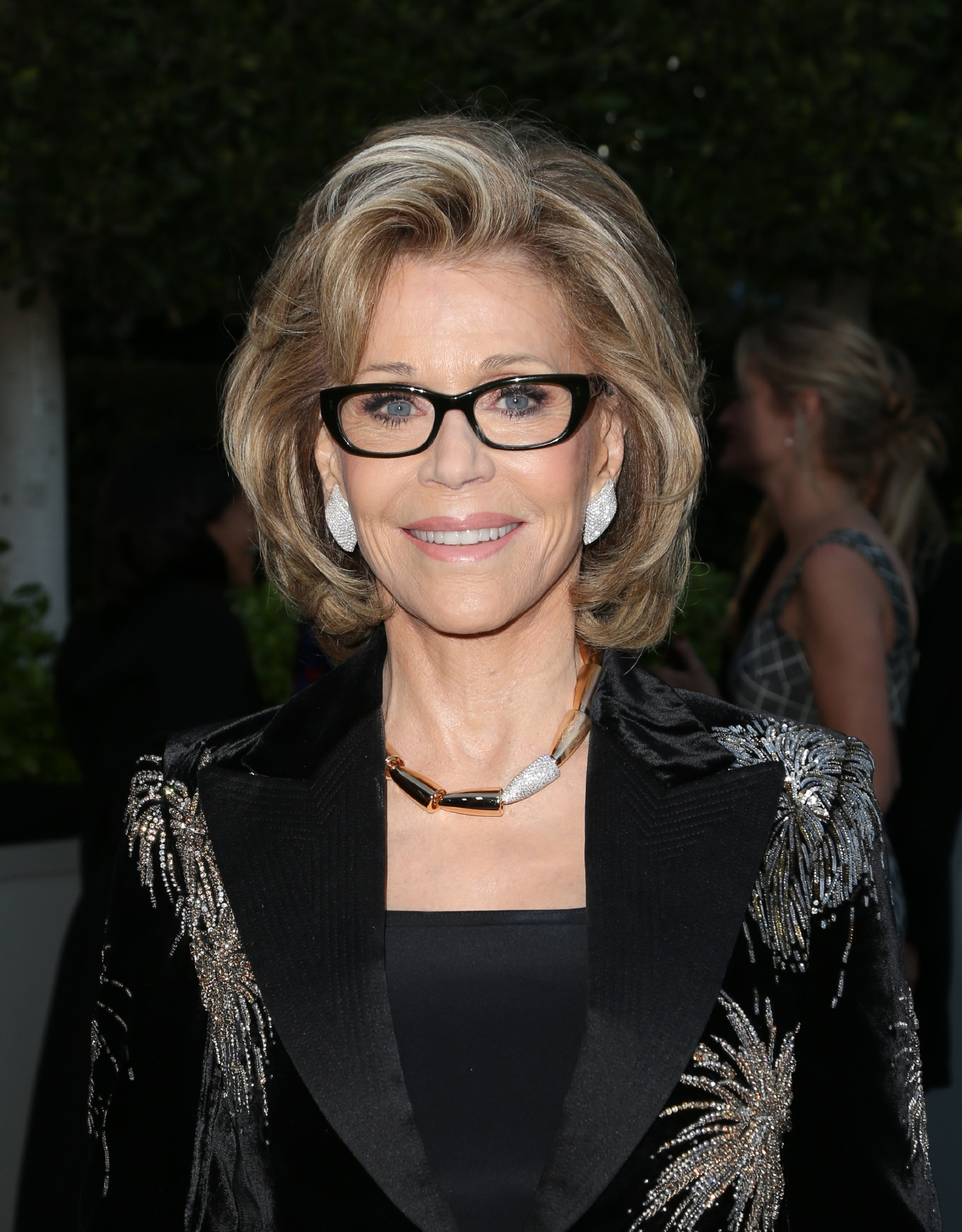 UCLA Institute of the Environment and Sustainability Celebrates the Champions of Our Planet's Future  Featuring: Jane Fonda Where: Beverly Hills, California, United States When: 24 Mar 2016 Credit: FayesVision/WENN.com