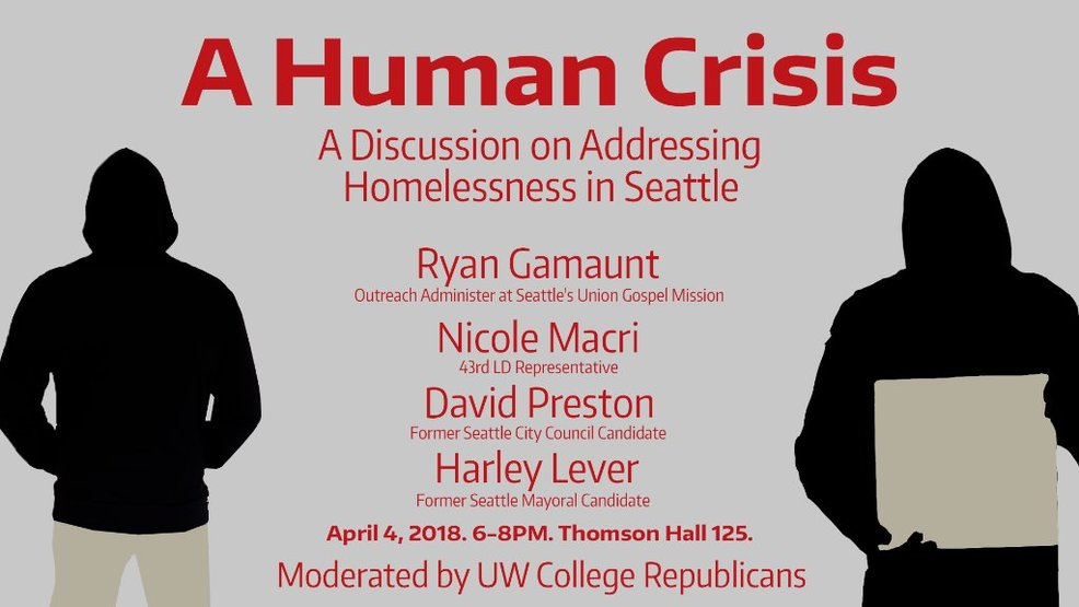 Seattle homeless forum panel agrees: status quo isn't working