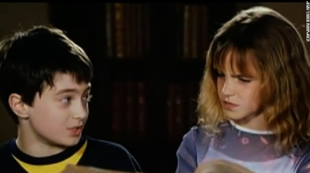 'Harry Potter' outtake exposes Emma Watson's quirk